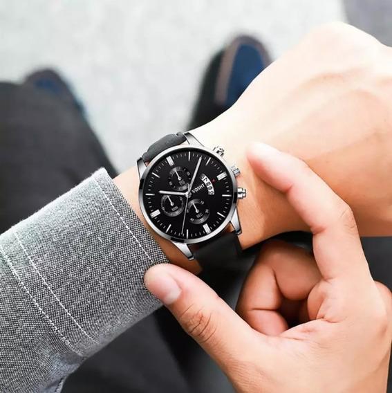 Relógio Moderno Masculino Vosht