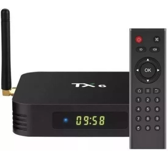 Tv Box Tx6 Android 3g/32gb 4k Octa Core