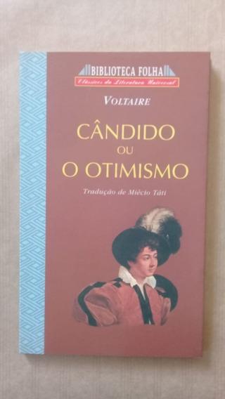 Livro: Cândido Ou Otimismo - Voltaire - Biblioteca Folha 10