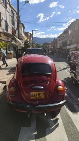 Volkswagen Escarabajo 1961 1996