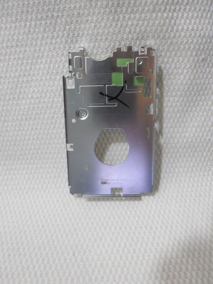 Câmera Digital Samsung St150f - Chapa Metálica Interna