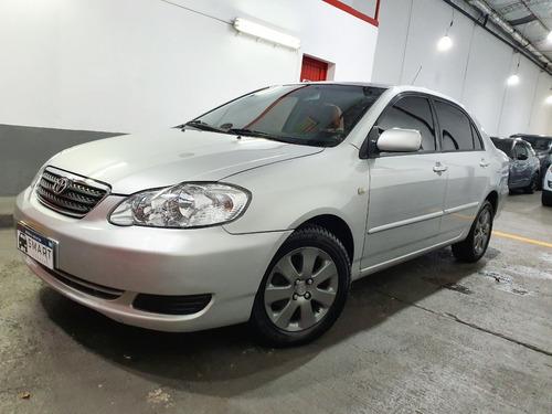 Toyota Corolla Xei 1.8 At 2007 Automatico Smart Garage