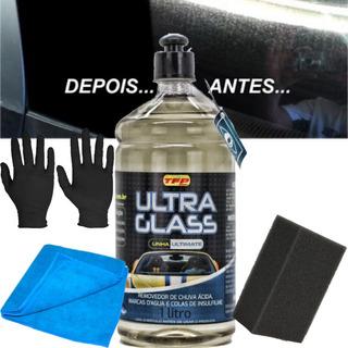 Removedor De Chuva Ácida Nobre Cristal Ultra Glass Tfp