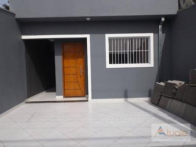 Casa Com 2 Dormitórios Para Alugar, 70 M² - Jardim Nova Hortolandia - Hortolândia/sp - Ca6246