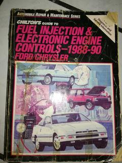 Manual De Reparacion Para Autos Ford Chrysler 88-99