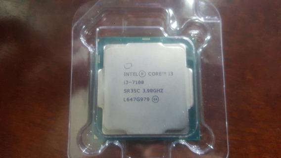Core I3 7100 Lga Socket 1151 3.90 Ghz Sem Cooler Kaby Lake