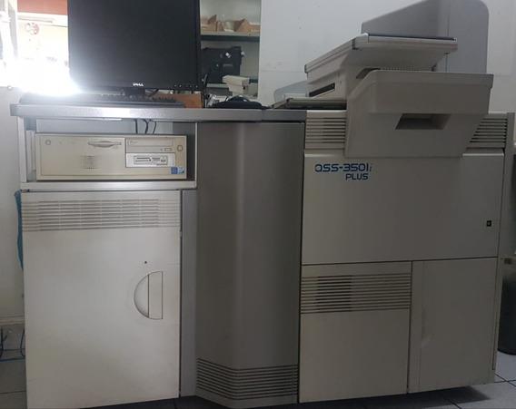 Minilab Noritsu 3501