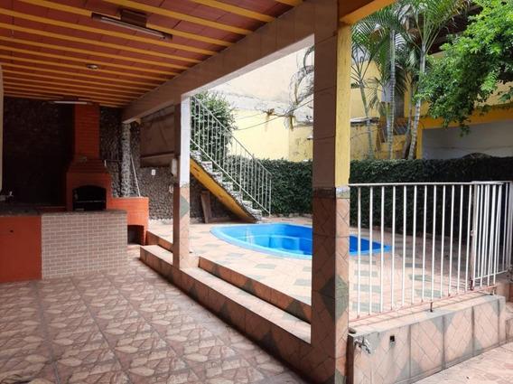 Vendo 2 Casas Independentes E Mais 1 Loja No Centro De Belford Roxo - Ca0286
