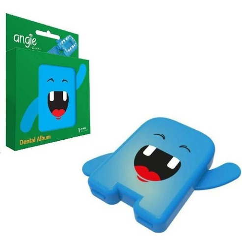 Imagem 1 de 3 de Dental Album Standard Azul