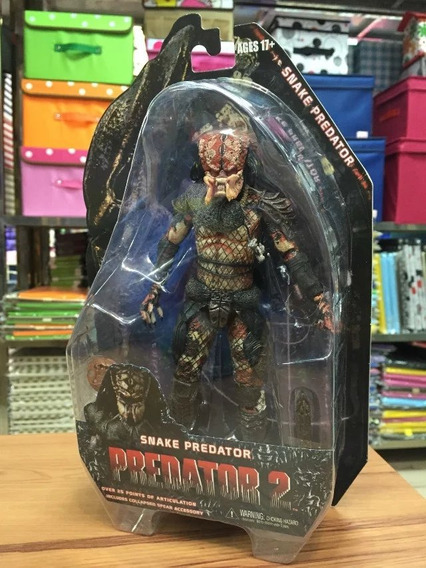 Predador Snake Predator - Neca - Pronta Entrega