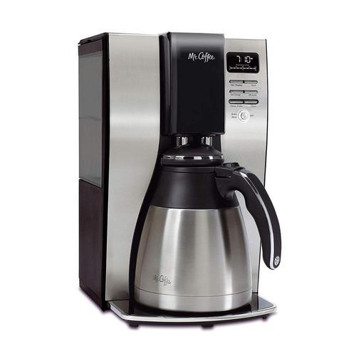 Mr. Coffee Bvmc-pstx91-rb Cafetera Programable De 10 Tazas
