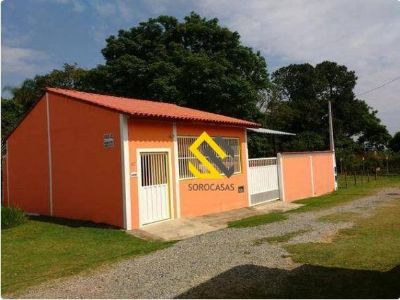 Casa Com 1 Dormitório À Venda, 60 M² Por R$ 155.000 - Araçoiaba Da Serra - Araçoiaba Da Serra/sp - Ca1191