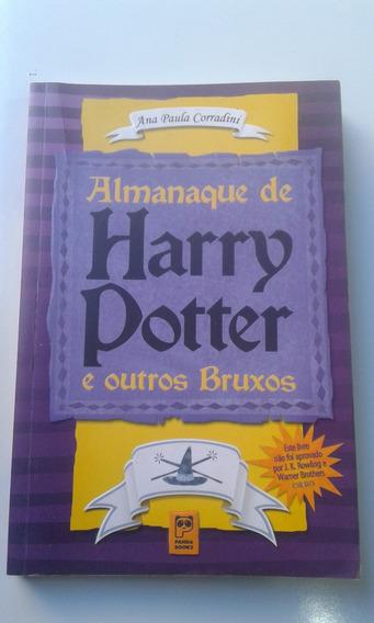 Livro - Almanaque De Harry Potter E Outros Bruxos - Ana Paul