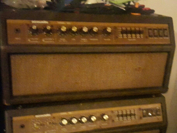 Amplificador Cabezal Acoustic Model 160 Valvular 1979