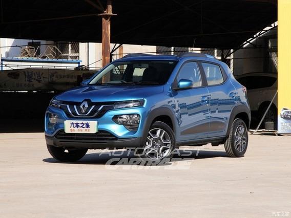 Renault Kwid Electrico 100%