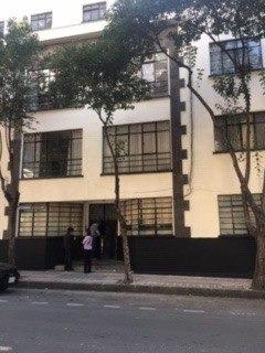 Departamento Tipo Estudio En Renta En La Colonia Juárez A Una Cuadra De Paseo De La Reforma. | Departamento En Renta