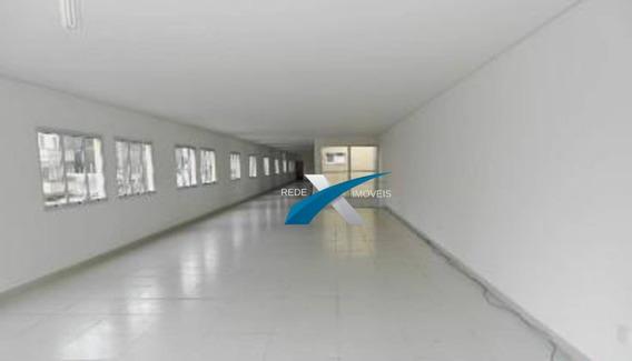 Galpão Para Alugar, 480 M² Por R$ 17.000,00/mês - Aclimação - São Paulo/sp - Ga0098