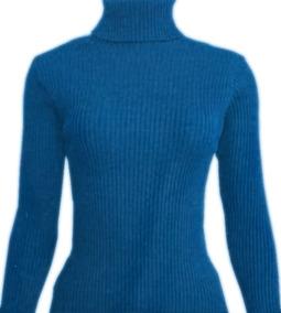 Sob Medida - Plus Size 50 Ao 60 - Blusa De Tricot Cacharrel