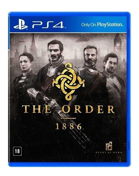 The Order 1886 - Ps4 - Mídia Física