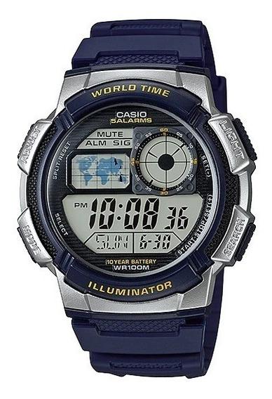 Relógio Casio Ae1000w-2avdf