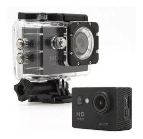 Câmera Action Filmadora Estilo Gopro Sports Full Hd 1080p