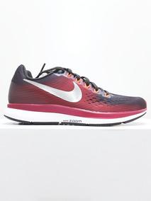 Tênis Corrida Nike Zoom Pegasus 34 Feminino 2 Cores N. 36
