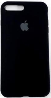 Capa Case Silicone iPhone 7/8 Plus Tela 5,5 Com Logo Apple
