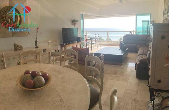 Cad Tulum 701. De Playa. Terraza Con Vista Al Mar