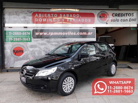 Volkswagen Gol Trend Pack I 2008 Rpm Moviles