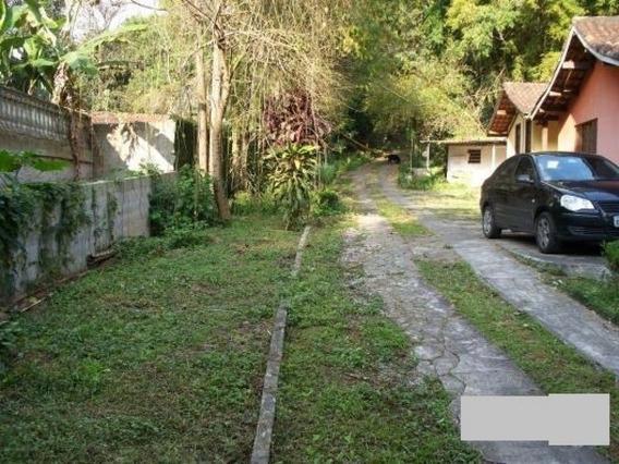 Terreno De 4.050 Metros Quadrados, 03 Casas Um Galpão ,área Nobre Da Granja Viana, - 169-im186420
