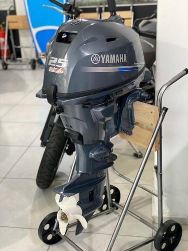 Novo F-25 Motor De Popa Yamaha 4 T 2021