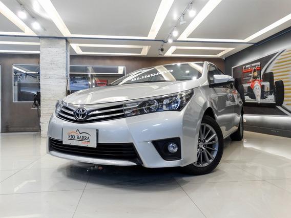 Toyota Corolla Xei 2017 Blindado
