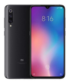 Xiaomi Mi 9 Dual Sim 128gb 6gb Piano Black Versão Global