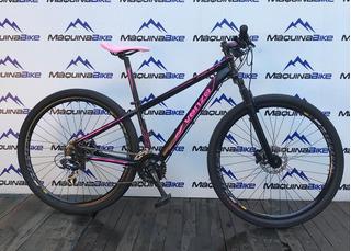 Bicicleta Aro 29 Venzo Aquila Freios Hidraulicos Cores A Esc