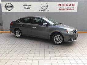 Nissan Sentra 1.8 Advance Cvt 2017 Somos Agencia!!