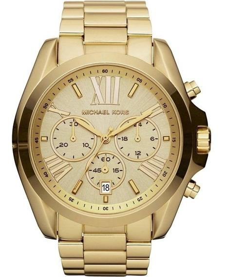 Relógio Michael Kors Feminino Cronógrafo Mk5605