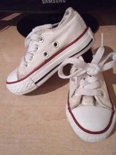 Zapatos Converse All Star Talla 23