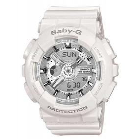 Relógio Casio Feminino Anadigi Ba-110-7a3dr