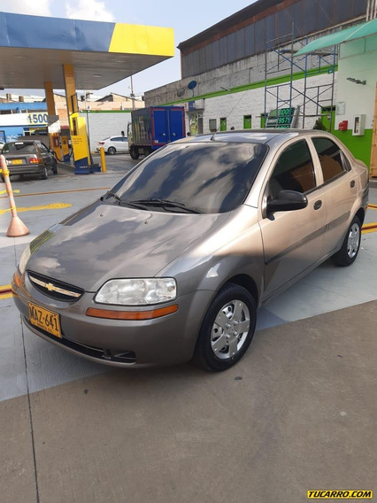 Chevrolet Aveo Family Mt 1400cc Aa