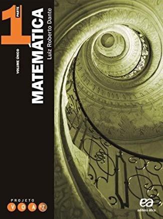 Matemática - Coleção Projeto Voaz 4 Vol Luiz Roberto Dante