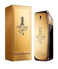 Perfume One 1 Million Paco Rabanne 100 Ml 100% Original