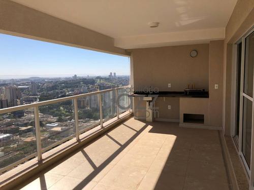 Apartamento Com 3 Suítes À Venda, 183 M² Por R$ 990.000 - Jardim Botânico - Ribeirão Preto/sp - Ap4978