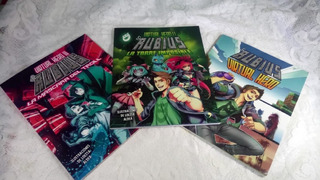 Coleccion De Libros De Virtual Hero