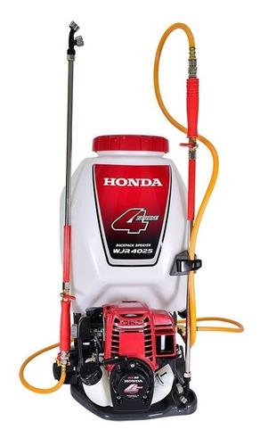 Fumigadora Honda Wjr4025t Motor Gx35t 4 Tiem 25 Litros