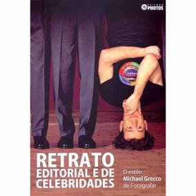 Livro Retrato Editorial E De Celebridades