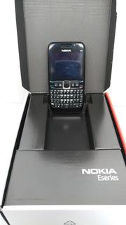 Nokia E63 3g Wifi Gps Bluetooth Vitrine Desbloqueado Caixa