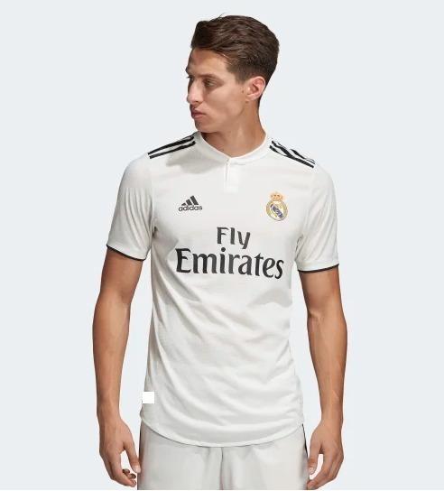 Polos Camisetas Real Madrid No adidas No Nike Under Armour