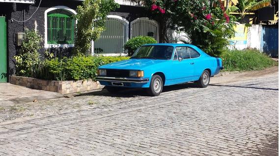 Chevrolet Gm Opala Coupe 4cc 2.5 2portas