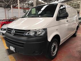 Volkswagen Transporter Cargo Van Std 5 Vel Ac 2015