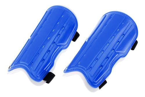 Futebol Caneleira Guarda Almofadas Azul